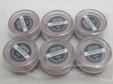 BARE ESCENTUALS * Lot of 6 bare Minerals Eyecolor - HERO * $84 ~ NEW & SEALED