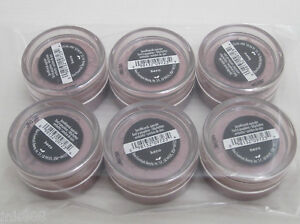 BARE ESCENTUALS * Lot of 6 bare Minerals Eyecolor - HERO * $90 ~ NEW & SEALED
