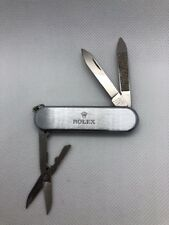 Wenger - Rolex - Jubilee - Delemont Esquire - Swiss Army SAK - Multi-Tool - RARE