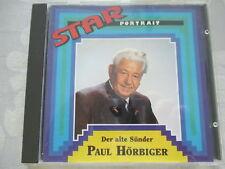 Paul Hörbiger - Der alte Sünder - CD