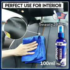 Anti Scratch Hydrophobic Polish Nano Coating Agent Car Interior Instrument Care