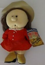 Doll in a cowboy costume. 1995   Free International Shipping