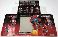 1985 HASBRO TRANSFORMERS G1 PERCEPTOR BOX ONLY GENERATION ONE AUTOBOTS