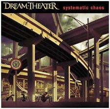Dream Theater - Systematic Chaos Nuovo CD