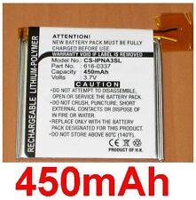Batterie 450mAh type 616-0337 Pour Apple iPod Nano 3rd generation (4GB/8GB)