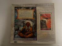 Jeu de cartes Livre de la Divination Chamanique Sioux Indien (12410)