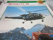 Fliegen 3: Karte 2 Aérospatiale Alouette III