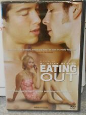Eating Out (DVD, 2005) VERY RARE GAY THEME BRAND NEW