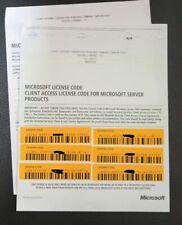 Microsoft -75 Windows Server 2003 Terminal Cal - Device - MUI - inkl. MwSt
