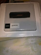 Brand New Sealed Box Bose SoundLink Mini II Portable Speaker