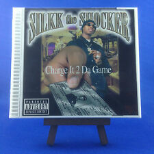SILKK THE SHOCKER: Charge It 2 Da Game (RARE SEALED 1998 IST PRESSING) OOP.