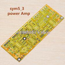 150w class ab audio power verstärker platine leiterplatte anhand symasym 5-3