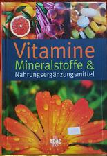 Vitamine, Mineralstoffe & Nahrungsergänzungsmittel Gesundheit Ernährung Krankhei