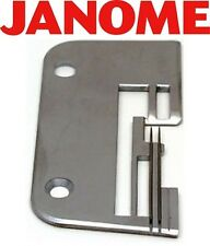 Needle Plate for Janome My Lock Overlocker 8002DX, 184D, 204D, 634D, 644D Serger