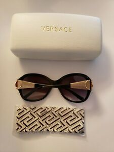 RARE Black Versace MOD 4237-B Brand New, women sunglasses. Authentic