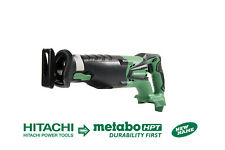 METABO HPT Hitachi CR18DGLP4 18V Li-Ion Cordless Reciprocating Saw TOOL ONLY