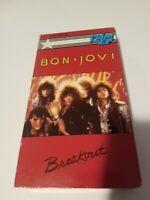 Bon Jovi Video EP Breakout VHS