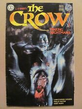 The Crow Waking Nightmares #1 Kitchen Sink 1997 Series