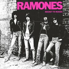 "Ramones - Rocket To Russia 40th Anniversary (NEW 3 x CD & 12"" VINYL LP) PREORDER"