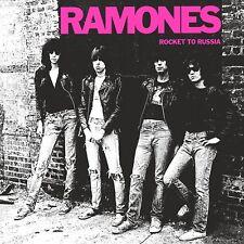 """Ramones-cohete a Rusia 40th Aniversario (Nuevo 3 X CD Y 12"""" Vinilo Lp)"""