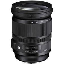 Sigma 24-105mm f/4 DG OS HSM ART Lens for NIKON DSLR - 4 YEAR USA WARRANTY
