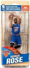 Derrick Rose New York Knicks NBA McFarlane action figure NIB Series 30 SPD NYK
