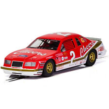 Scalextric C4067 Ford Thunderbird - Red / White / Gold No.2 1/32 Slot Car