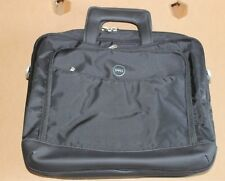 "DELL 14"" LAPTOP IPAD MAC BOOK NOTEBOOK  BAG CASE BLACK NYLON  74NVT PRO DELL"