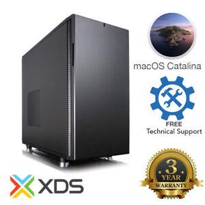 i9 9900K 5.0GHz 8 Core,64GB 3000MHz,4TB M2.0,8GB RX 5700 XT,TB3 macOS Catalina