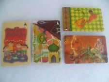 Phonecard  - Set of 4 pcs.Malay New Year Salam Idilfitri Selamat Hari Raya (L72)