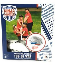American Ninja Warrior Tug of War Rope Party Game Birthday  Survivor Age 3 +