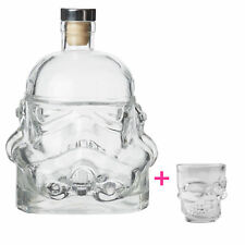 Stormtrooper Star Wars Decanter Skull Glass Cup Set Drinks Beer Wine Bottle Mug
