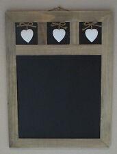 #5184 Memoboard, Tafel, Wandtafel, Vintage, Landhaus, Tafel  30 x 40 cm