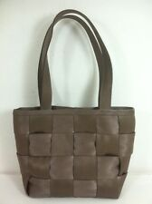 Harveys Original Seatbelt Shoulder Bag USA Handbag Tote Brown