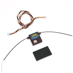 Lemon Rx Satellit DSMP (DSMX/DSM2 kompatibel) Volle Reichweite Diversity Antenne
