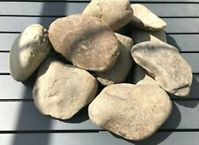 More details for   welsh stones- decorative, landscaping, water feature, rockery - qty 10