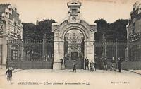 EARLY 1900's VINTAGE POSTCARD - L'Ecole Nationale Professionnelle ARMENTIERES LL