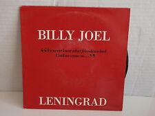 BILLY JOEL Leningrad cbs 655546 7