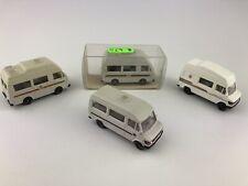 #300 Wiking 1:87 sven-Hedin James Cook colección 4x caravana camping VW & MB