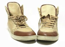 Gucci Men's size 13 Sand/Gold EXCELLENT! Only worn a few times.