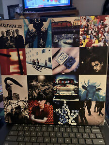 U2 – Achtung Baby Super Deluxe 10 Discs Box Set 6xCD 4xDVD HC Book +16 Prints