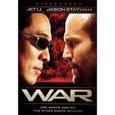 War 0031398221807 With Jason Statham DVD Region 1