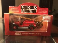 LLEDO 1:64 Scale Days Gone London's Burning 1934 DENNIS FIRE Engine TRUCK LP5169