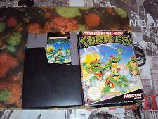 TEENAGE MUTANT HERO  TURTLES pour Console Nintendo NES