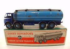 Dinky toys GB n° 504 FODEN 14-Ton Tanker camion citerne en boite