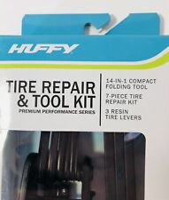 HUFFY TIRE REPAIR AND TOOL KIT-NEW IN PACKAGE