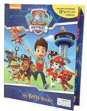 Paw PATROL LIBRO e 12 cifre PLUS tappeto di gioco Nickelodeon