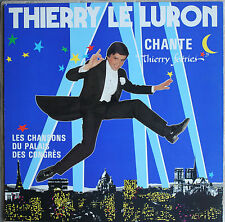 """THIERRY LE LURON CHANTE """"THIERRY FEERIES""""  33T LP"""