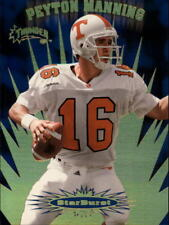 1998 SkyBox Thunder StarBurst #6SB Peyton Manning RC