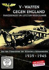 DER 2.WELTKRIEG-V-WAFFEN GEGEN ENGLAND  DVD NEU